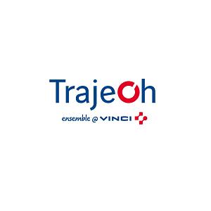 Logo de l'entreprise TRAJEO'H – VINCI
