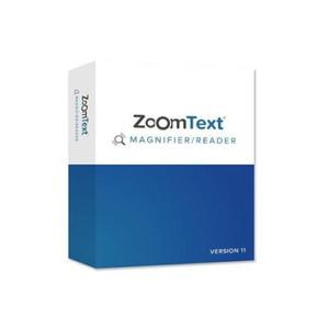 Zoomtext Magnifier Reader version 2019 (image 1)