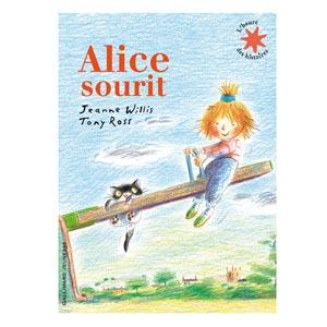 Alice sourit (image 1)