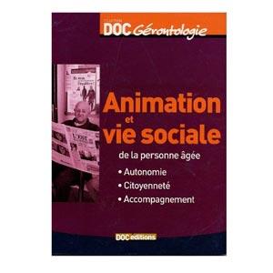 Animation et vie sociale de la personne âgée (image 1)