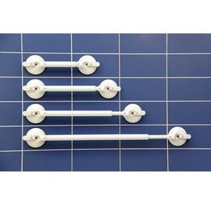 Barre d'appui à ventouses télescopique (image 1)