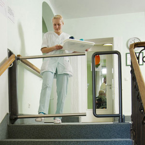 Barrière d'escalier Sicuratec (image 1)