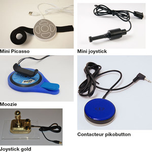 Robot d'assistance au repas Bestic™ (accessoires) (image 1)