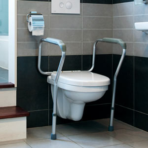 Cadre de toilettes Liddy (image 1)