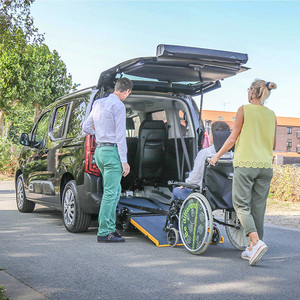 Citroën Berlingo HappyAccess