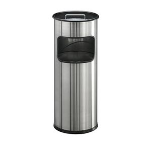 Combiné poubelle cendrier (image 1)