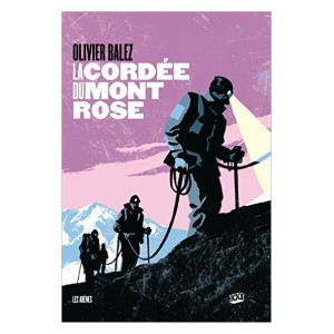 Image La cordée du mont Rose