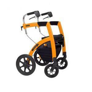 Déambulateur et fauteuil roulant Rollz Motion (image 1)