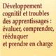 Développement cognitif et troubles des apprentissages (miniature 1)