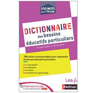 Dictionnaire des besoins éducatifs particuliers (image 1)