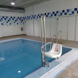 Elévateur de piscine hydraulique Isis PK