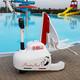 Élévateur de piscine mobile sur batterie PandaPool (miniature 1)