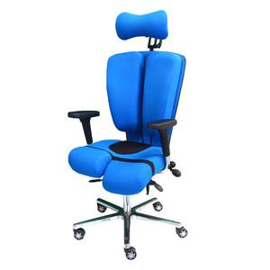 Fauteuil Arthrodésio avec assise ischions et coccyx libres