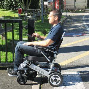 Fauteuils roulants électriques Sorella (image 1)