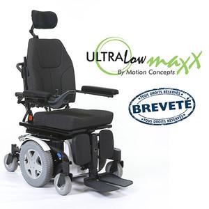 Fauteuil roulant électrique TDX® SP2 Ultra Low Maxx (Linx) (image 1)