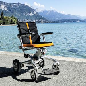 Fauteuil roulant électrique SmartChair Travel (image 1)