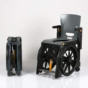 Fauteuil d'aisance pliant WheelAble (image 1)