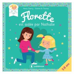 Florette est aidée par Nathalie (image 1)