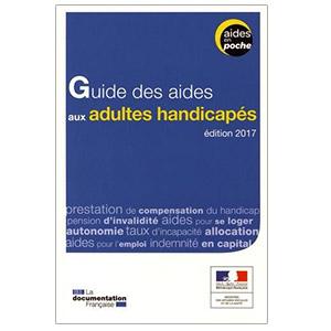 Guide des aides aux adultes handicapés - 2e édition (image 1)