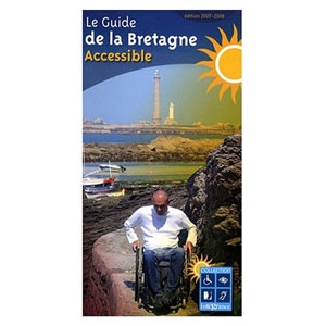 Image Le guide de la Bretagne accessible