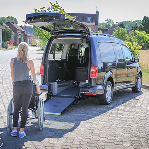 Volkswagen Caddy Maxi - HappyAccess - TPMR (image 1)