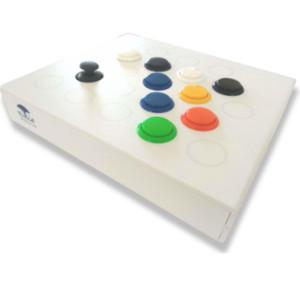Boitier gaming HitClic ' mini Arcade ' (image 1)
