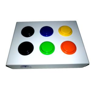 Boitier gaming compact 6 contacteurs (image 1)