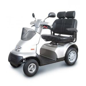 Scooter électrique Brise S4 siège double (image 1)