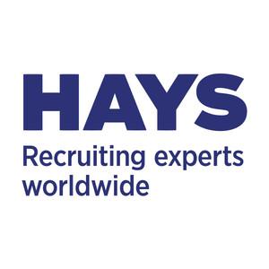 Détail Hays : Leader mondial du recrutement spécialisé
