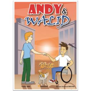 Andy & Walid (bande dessinée) (image 1)