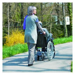 Aide à la poussée des fauteuils confort ViaPlus (image 1)