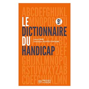 Image Dictionnaire du handicap (8e édition)