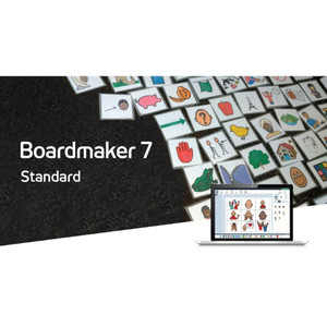 Logiciel Boardmaker V7 - version dématérialisée (image 1)