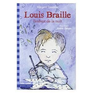 Image Louis Braille l'enfant de la nuit