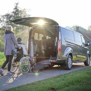 Ford Tourneo Custom Twin SimplyAccess (image 1)