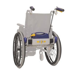 Motorisation pour fauteuil manuel V-Max et V-Max+ (image 1)