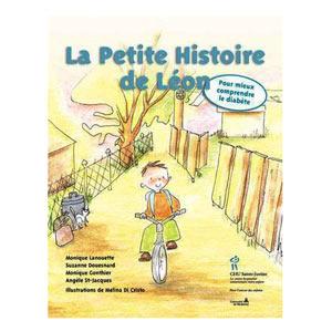 La petite histoire de Léon - Mieux comprendre le diabète (image 1)