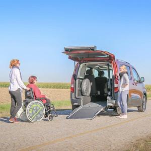 Peugeot Rifter Xtra HappyAccess (image 1)