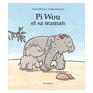 Pi Wou et sa maman (image 1)
