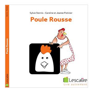 Poule rousse (image 1)