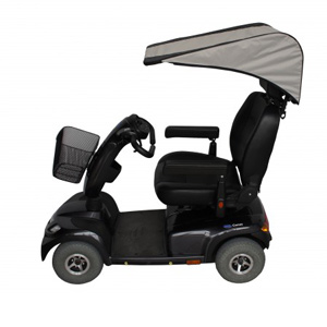 Protection pour scooter Veltop Modulo Sun (image 1)