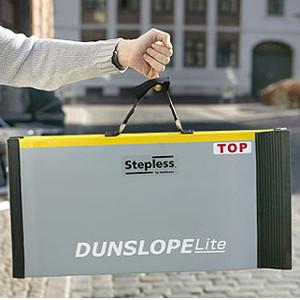 Rampes Lite : ultra légères et transportables (modèle 70 cm) (image 1)