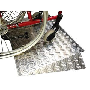 Rampe de seuil en aluminium (image 1)