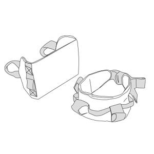 Sangle de transfert Handi-sécu-ceinture (image 1)
