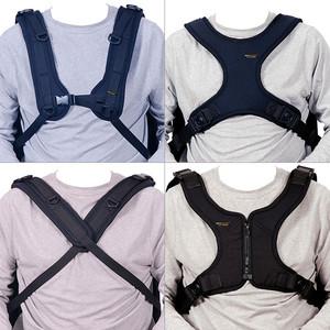 Sangles et harnais de maintien au fauteuil Neo-Flex (image 1)