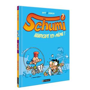 Schumi Handicapé toi-même ! Tome 2 (image 1)