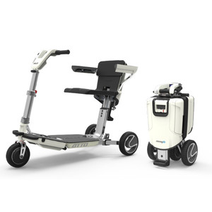 Scooter compact pliant 3 roues ATTO™ (image 1)