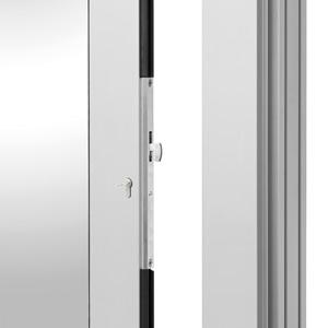 Serrures à crochet pour portes automatiques coulissantes (image 1)