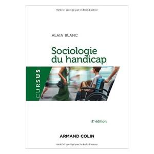 Sociologie du handicap (2e édition) (image 1)