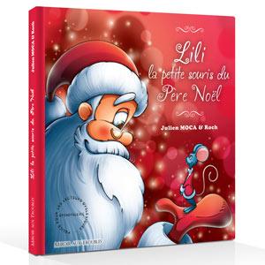 Lili la petite souris du Père Noël (image 1)